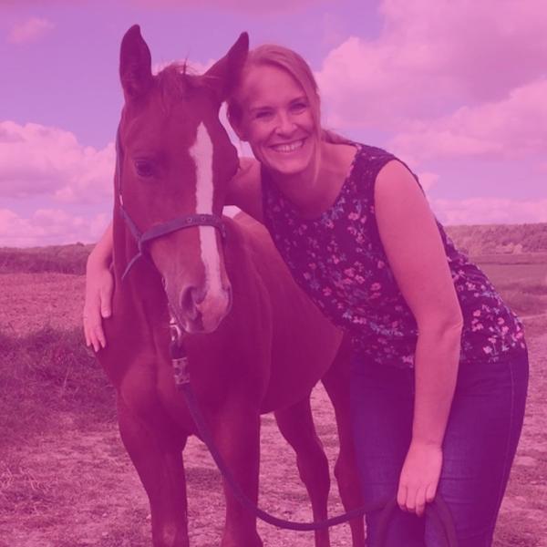 Wenn ein Pferdemädchen sein neues Pony durch deinen Podcast findet…