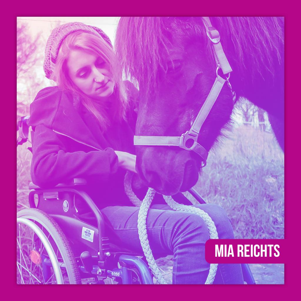 LIVE LOVE RIDE Der Pferdemädchen Podcast Sabine Blank Mia Reichts Mia Wurzer